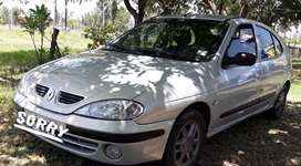 Oportunidad megane full  impecable