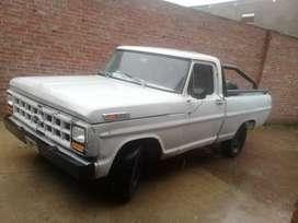 Vendo Ford f100 modelo 70