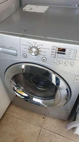 Vendo lavadora lg inverter de 26 libras
