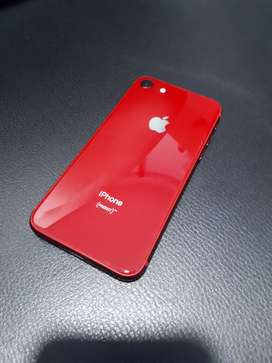 Iphone 8 64gb rojo IMPECABLE