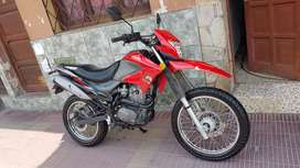 Vendo Zanella ZR 150CC FULL 2018