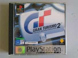 Gran Turismo 2 Platinum Original Sony Playstation