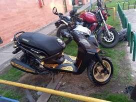 Moto BWS 125X