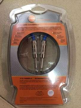 Cable para instrumento de 5 pies Nuevo !