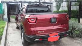 Fiat Toro 4x2 llantas mejoradas