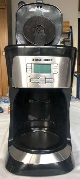 Cafetera Electrica Programable 12 Tz
