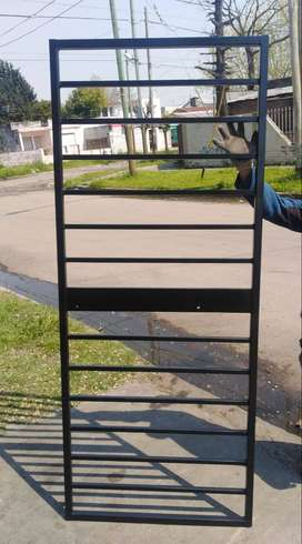 Reja para puerta