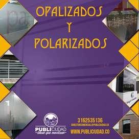 OPALIZADOS Y POLARIZADOS