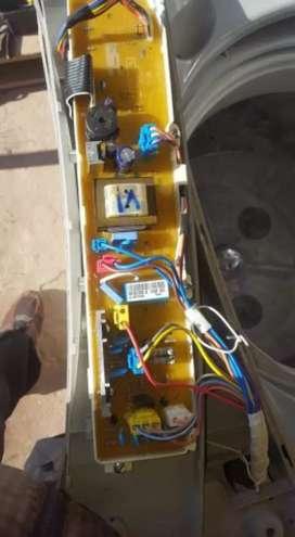 Reparación y mantenimiento de lavadoras secadoras refrigeradores microondas licuadora a domicilio