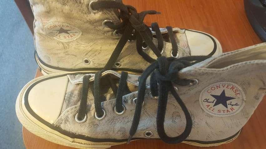Zapatillas All Star Niña 0