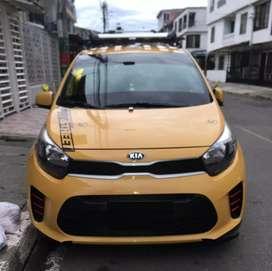 Se Vende Taxi Kia Picanto 2019 Cali