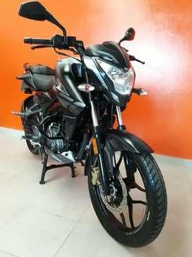 Vdo rouser ns 160cc 2.000km nueva recibo motos