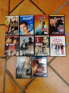 Películas y series en dvd originales,buen estado,zona 1