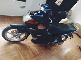 Yamaha nex 115 hermosa como nueva
