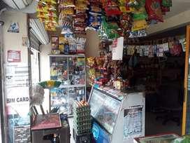 se vende negocio de tienda bien acreditada lomas de granada .