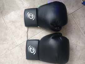 Boxeo guantes marca fit