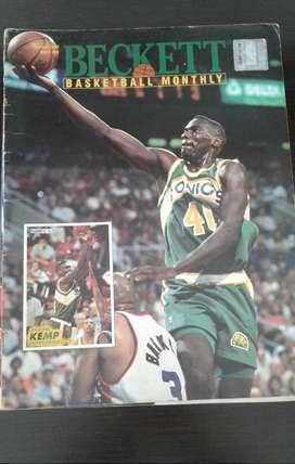 Revistas Coleccionables Basketball USA por unidad o el paquete completo