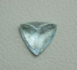 Aguamarina Piedra 100% Natural 2.75 Quilates  250.000