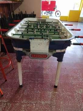Vendo o permuto metegol pesado de fundición... Eterno en ecxelente estado!, usado segunda mano  Villa Allende, Córdoba