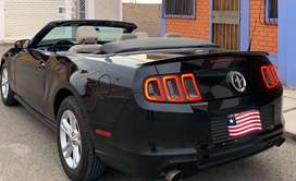 Mustang comvertible 2014