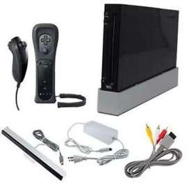 Vendo video juego Wii