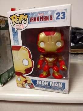 Muñeco Funko de Iron Man Avengers