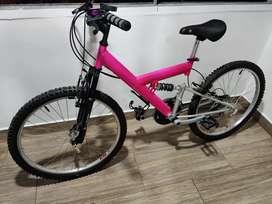 Se vende bicicleta rin 24