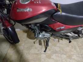 Zanella RX 150 FINANCIADA CON TARJETA