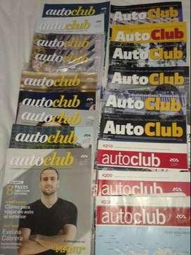 Revistas ( C/u )  Automóvil Club Argentino 1988