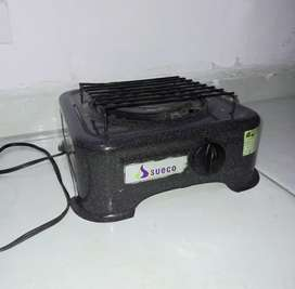 Estufa electrica de mesa de 1 puesto