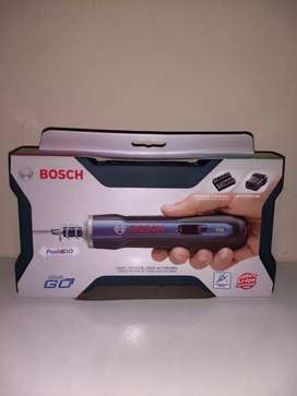 Vendo atornillador Bosch + 33 accesorios (NUEVO EN CAJA)