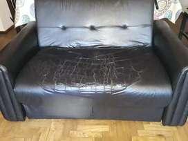 Sillon cama a tapizar
