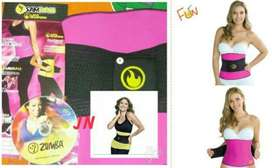 Zumba Hot Shapers Combo X 3