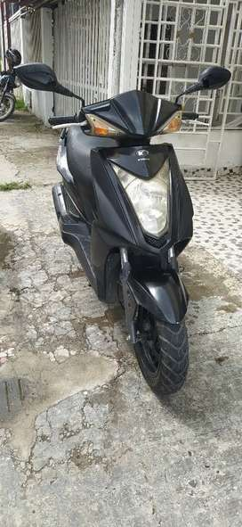Vendo moto Auteco Kymco fly 125
