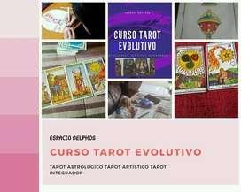Curso Formación Tarot Evolutivo Integrador