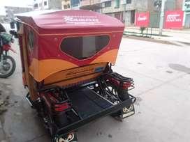 Vendo mototaxi waxin  año 218