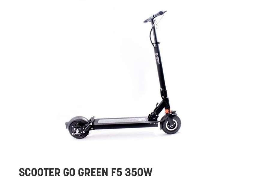 Patineta scooter F5 doble amortiguacin , 0