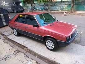 Renault 11 ts 1.6 full 1987 km 182000 de colección