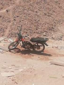 Moto ronco classic