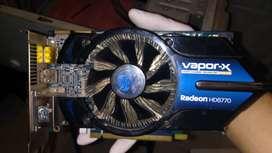 Tarjeta Grafica HD6770 edicion Vapor X