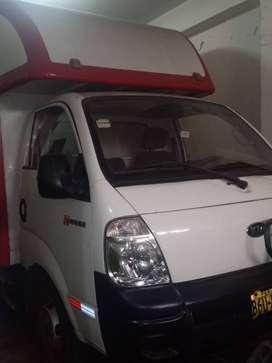 venta de camión kia