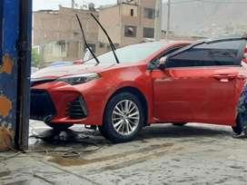 Toyota corolla premiun