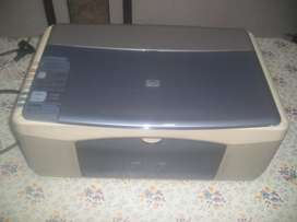 Impresora Hp Multifuncion Q1660a A Revisar