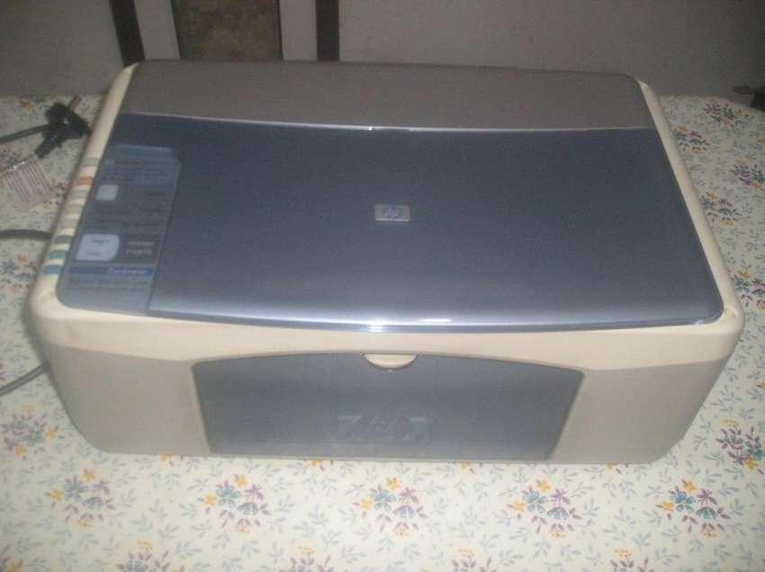 Impresora Hp Multifuncion Q1660a A Revisar