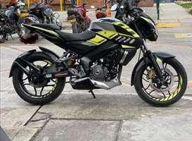 Moto pulsar NS 200 modelos 2020