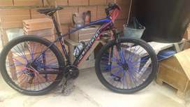 Bicicleta fusion rin 29