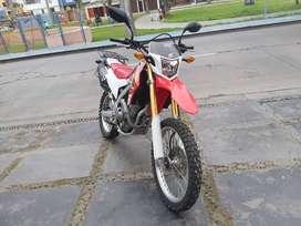 Vendo Honda CRF 250 L