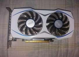 Tarjeta Gráfica RX460 2GB