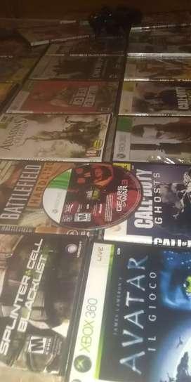 Pemuto juegos de Xbox 360 por algun FIFA o pes