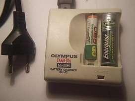 Cargador de baterías recargables
